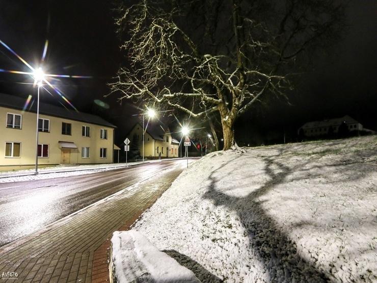 Burvīgā Madona pielaiko ziemu. Foto: Agris Veckalniņš 295076