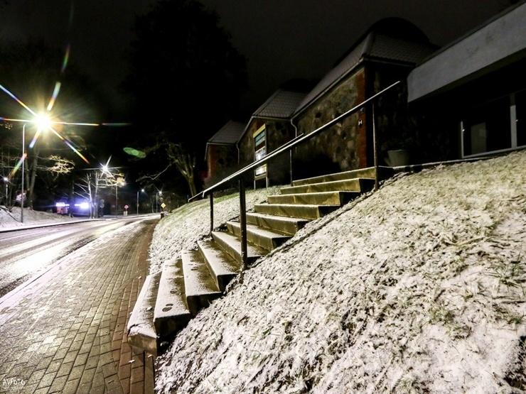 Burvīgā Madona pielaiko ziemu. Foto: Agris Veckalniņš 295078