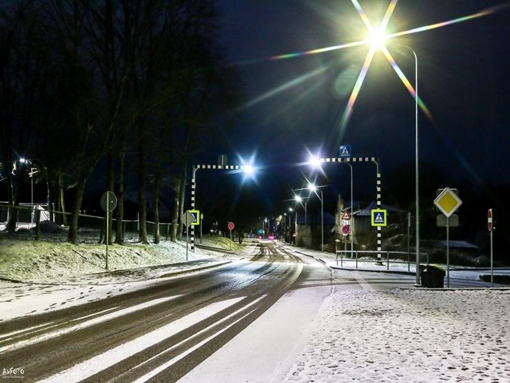 Burvīgā Madona pielaiko ziemu. Foto: Agris Veckalniņš 295081
