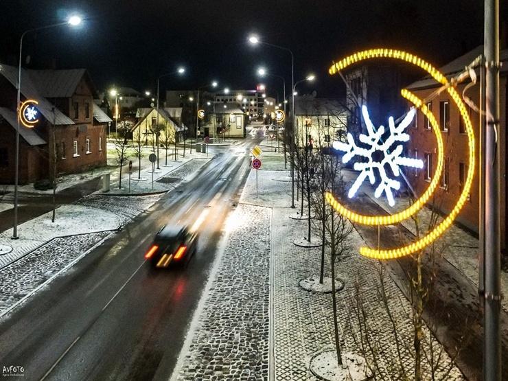 Burvīgā Madona pielaiko ziemu. Foto: Agris Veckalniņš 295085