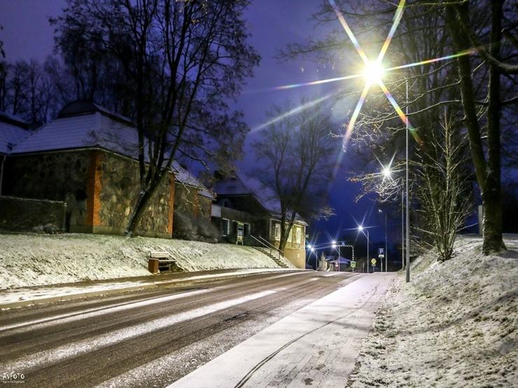 Burvīgā Madona pielaiko ziemu. Foto: Agris Veckalniņš 295087