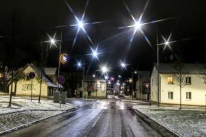 Burvīgā Madona pielaiko ziemu. Foto: Agris Veckalniņš 1