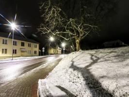 Burvīgā Madona pielaiko ziemu. Foto: Agris Veckalniņš 2