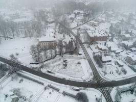 Burvīgā Madona pielaiko ziemu. Foto: Agris Veckalniņš 3
