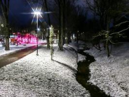 Burvīgā Madona pielaiko ziemu. Foto: Agris Veckalniņš 6