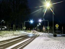 Burvīgā Madona pielaiko ziemu. Foto: Agris Veckalniņš 7