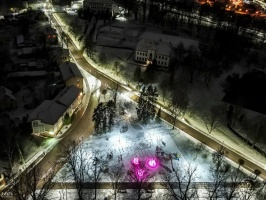 Burvīgā Madona pielaiko ziemu. Foto: Agris Veckalniņš 9