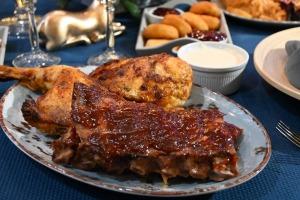 Restorāns «Hercogs Mārupe» ir viens no retajiem Pierīgā, kas pandemijas laikā var lepoties ar bagātīgu ēdienkarti 10