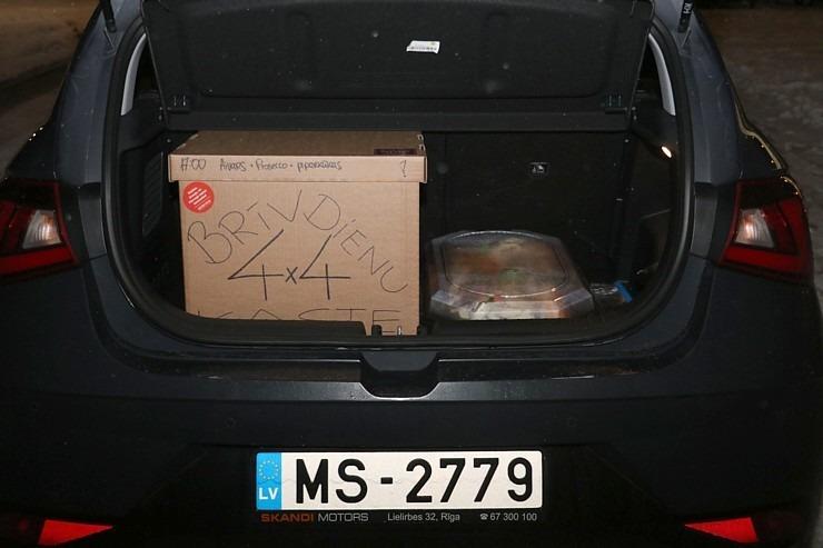 Travelnews.lv apceļo Latviju un cenšas noēst restorāna «Hercogs Mārupe» 90 eiro vērto «Brīvdienu kasti» 297215