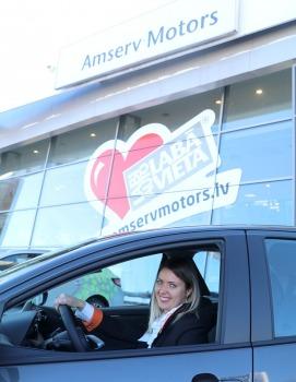 Auto noma «Sixt Latvija» saņem 15 jaunas «Amserv Motors» automašīnas 6