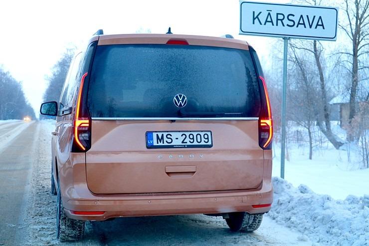 Travelnews.lv apceļo Latviju ar jauno «Volkswagen Caddy 5» 297776