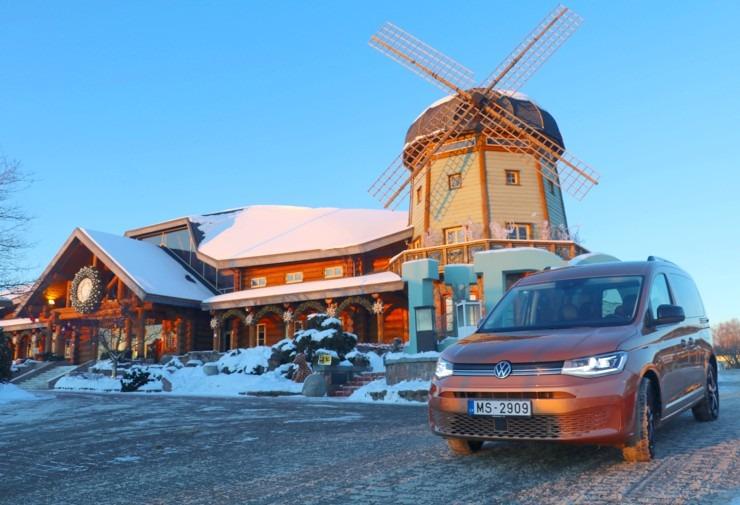 Travelnews.lv apceļo Latviju ar jauno «Volkswagen Caddy 5» 297762