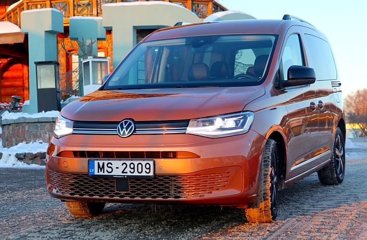 Travelnews.lv apceļo Latviju ar jauno «Volkswagen Caddy 5» 297801