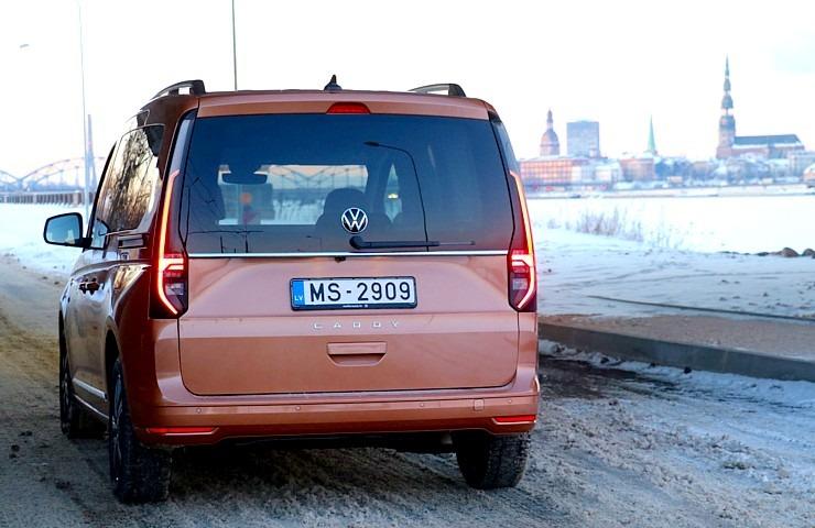 Travelnews.lv apceļo Latviju ar jauno «Volkswagen Caddy 5» 297766