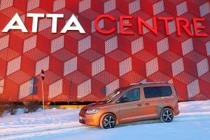 Travelnews.lv apceļo Latviju ar jauno «Volkswagen Caddy 5» 2
