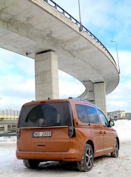 Travelnews.lv apceļo Latviju ar jauno «Volkswagen Caddy 5» 11