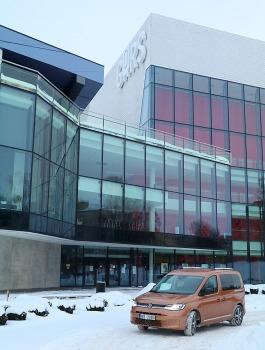 Travelnews.lv apceļo Latviju ar jauno «Volkswagen Caddy 5» 12