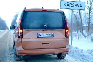 Travelnews.lv apceļo Latviju ar jauno «Volkswagen Caddy 5» 18