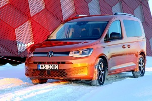 Travelnews.lv apceļo Latviju ar jauno «Volkswagen Caddy 5» 1