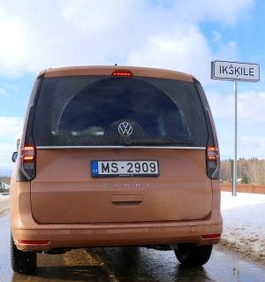 Travelnews.lv apceļo Latviju ar jauno «Volkswagen Caddy 5» 30