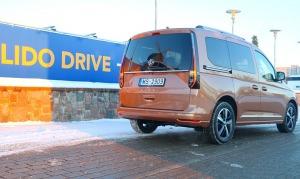 Travelnews.lv apceļo Latviju ar jauno «Volkswagen Caddy 5» 5