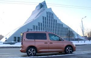 Travelnews.lv apceļo Latviju ar jauno «Volkswagen Caddy 5» 7