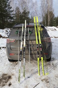 Ogres Zilo kalnu distanču slēpošanas trases ir pieprasīts ziemas aktivitāšu centrs 18