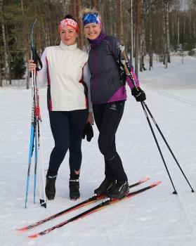 Ogres Zilo kalnu distanču slēpošanas trases ir pieprasīts ziemas aktivitāšu centrs 5