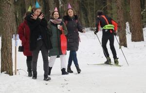 Ogres Zilo kalnu distanču slēpošanas trases ir pieprasīts ziemas aktivitāšu centrs 6