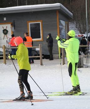 Ogres Zilo kalnu distanču slēpošanas trases ir pieprasīts ziemas aktivitāšu centrs 7
