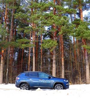 Travelnews.lv apceļo Latviju ar jauno «Jeep Compass 4xe» no oficiālā pārstāvja «Autobrava» 2