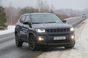 Travelnews.lv apceļo Latviju ar jauno «Jeep Compass 4xe» no oficiālā pārstāvja «Autobrava» 6