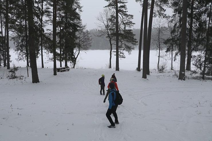 32 km pārgājiens Rendas apkārtnē, ko veic Travelnews.lv Kuldīgas novadā 297957