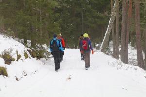 32 km pārgājiens Rendas apkārtnē, ko veic Travelnews.lv Kuldīgas novadā 20