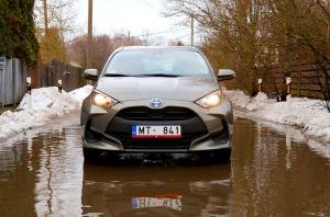 Travelnews.lv sadarbībā ar auto nomu «Sixt Latvija» apceļo Pierīgu ar jauno «Toyota Yaris Hybrid» 11