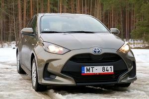 Travelnews.lv sadarbībā ar auto nomu «Sixt Latvija» apceļo Pierīgu ar jauno «Toyota Yaris Hybrid» 16