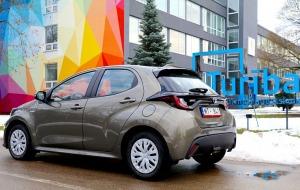 Travelnews.lv sadarbībā ar auto nomu «Sixt Latvija» apceļo Pierīgu ar jauno «Toyota Yaris Hybrid» 19