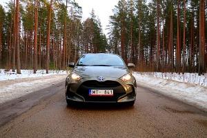 Travelnews.lv sadarbībā ar auto nomu «Sixt Latvija» apceļo Pierīgu ar jauno «Toyota Yaris Hybrid» 2