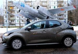 Travelnews.lv sadarbībā ar auto nomu «Sixt Latvija» apceļo Pierīgu ar jauno «Toyota Yaris Hybrid» 8