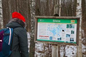 Travelnews.lv sadarbībā ar auto nomu «Sixt Latvija» dodas pārgājienā Silenes apkārtnē 14