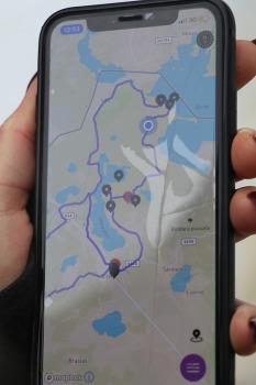 Travelnews.lv sadarbībā ar auto nomu «Sixt Latvija» dodas pārgājienā Silenes apkārtnē 9