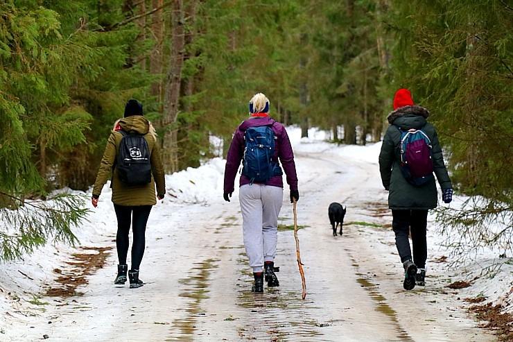 Travelnews.lv Baltkrievijas robežas tuvumā dodas 27 km pārgājienā, ko atbalsta auto noma «Sixt Latvija» 298054