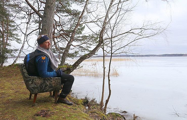 Travelnews.lv Baltkrievijas robežas tuvumā dodas 27 km pārgājienā, ko atbalsta auto noma «Sixt Latvija» 298077