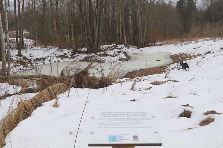 Travelnews.lv Baltkrievijas robežas tuvumā dodas 27 km pārgājienā, ko atbalsta auto noma «Sixt Latvija» 298094