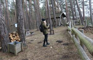 Travelnews.lv Baltkrievijas robežas tuvumā dodas 27 km pārgājienā, ko atbalsta auto noma «Sixt Latvija» 20