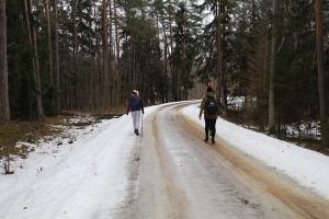 Travelnews.lv Baltkrievijas robežas tuvumā dodas 27 km pārgājienā, ko atbalsta auto noma «Sixt Latvija» 29