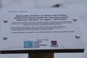 Travelnews.lv Baltkrievijas robežas tuvumā dodas 27 km pārgājienā, ko atbalsta auto noma «Sixt Latvija» 41