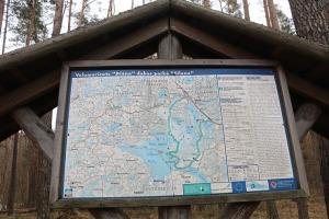 Travelnews.lv Baltkrievijas robežas tuvumā dodas 27 km pārgājienā, ko atbalsta auto noma «Sixt Latvija» 47