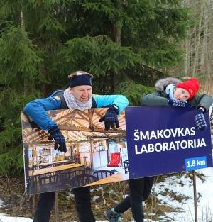 Travelnews.lv Baltkrievijas robežas tuvumā dodas 27 km pārgājienā, ko atbalsta auto noma «Sixt Latvija» 7