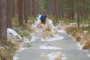 Travelnews.lv dodas 37 km pārgājienā Dundagas apkārtnē 3.daļa 3
